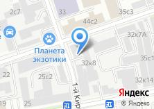 Компания «САНГ-Персонал» на карте