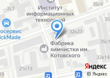 Компания «Дженерал Инжиринг» на карте