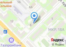 Компания «Мытищинское хуторское казачье общество» на карте
