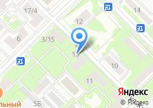 Компания «Система безопасности» на карте