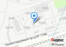 Компания «Амт-Сервис» на карте
