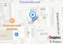 Компания «Рустикаль» на карте