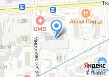 Компания «Детский сад №777» на карте