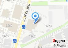 Компания «Сона Авто» на карте