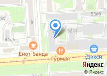 Компания «Igush» на карте