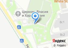 Компания «Борисовское кладбище» на карте