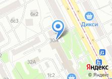 Компания «МебельСтиль-Москва» на карте