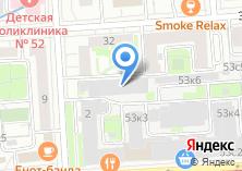 Компания «Меховое ателье Веры Череповой» на карте