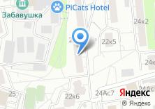 Компания «Технолюкс» на карте