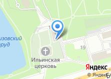 Компания «Черкизовское кладбище» на карте