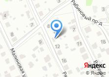 Компания «Торекс Столица» на карте