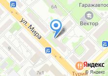 """Компания «""""НапечатаемВсе.ру""""» на карте"""