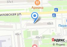 Компания «Зябликово» на карте