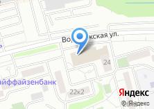 Компания «Большевичка» на карте