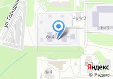 Компания «Детский сад №1743» на карте