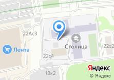 Компания «На Ореховом бульваре» на карте