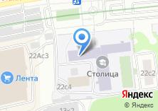 Компания «ДеньРождения.RU» на карте