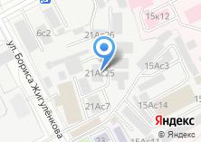 Компания «Фортис» на карте