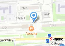 Компания «Белиза» на карте