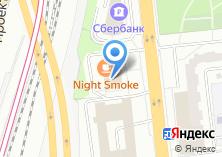 Компания «Mediakom» на карте