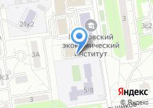 Компания «Ветеран-Спорт» на карте
