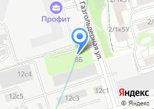 Компания «КолесаМосква» на карте