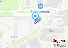 Компания «WorldNet» на карте