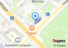 Компания «Экспромто» на карте