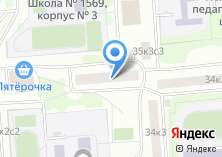 Компания «ОПОП Южного административного округа район Зябликово» на карте
