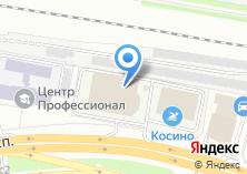 Компания «Спортивная школа Олимпийского резерва №23» на карте