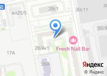 Компания «Скат технолоджи» на карте