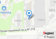 Компания «ЛИНКсвар» на карте