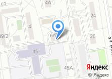 Компания «Техинтерград» на карте