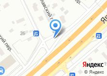 Компания «АЗС ТНК» на карте
