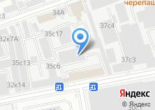 Компания «Техпром» на карте