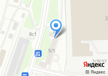 Компания «СФ Атлант» на карте