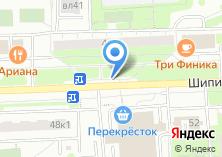 Компания «Магазин овощей и фруктов на Шипиловской» на карте
