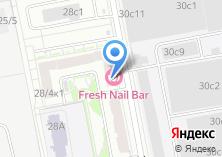 Компания «Tork» на карте