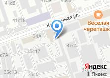 Компания «Детобувь» на карте