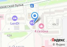 Компания «Почтовое отделение №109144» на карте