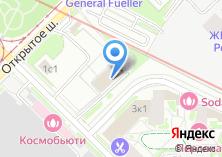 Компания «Подбельского» на карте