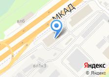 Компания «Трак-Тир» на карте