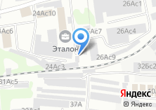 Компания «Etalon Plaza» на карте