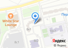 Компания «Борисовские пруды 8-1» на карте