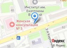 Компания «Модапринт» на карте