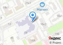 Компания «Средняя общеобразовательная школа №647» на карте