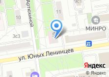 Компания «Аптека №39» на карте