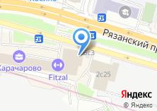Компания «Варадеро» на карте