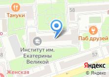 Компания «Департамент жилищной политики и жилищного фонда г. Москвы» на карте