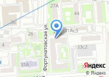 Компания «Гастроном №23» на карте
